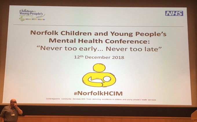 Norfolk Children and Young People's Mental Health Conference